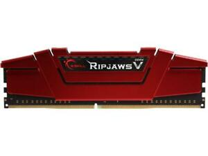 G-SKILL-Ripjaws-V-8GB-1-x-8GB-DDR4-3200-Memory-RED-no-box