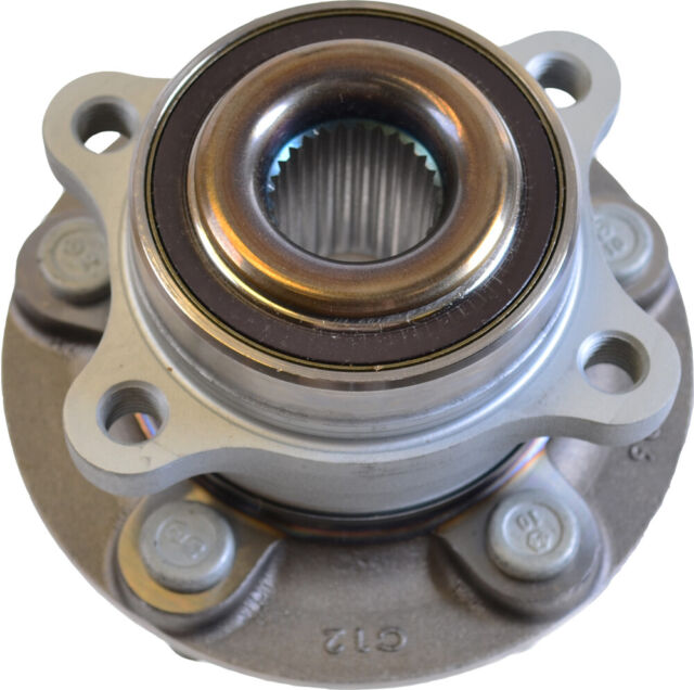 Axle Bearing and Hub Assembly-AWD Rear,Front SKF BR930913