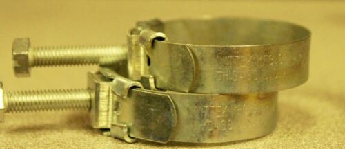 "NEW WITTEK Post style hose clamps 1 3//4/"" Set of 2 Radiator Hose Chicago USA I.D"