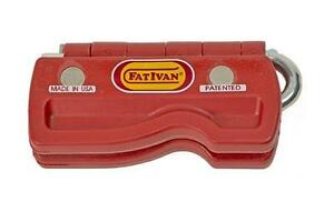 Image is loading Original-FatIvan-Fold-Up-Door-Chock-with-Magnet-