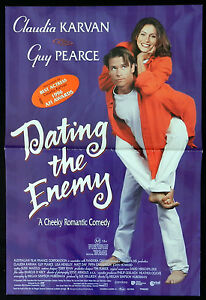 DATING-THE-ENEMY-Guy-Pearce-VINTAGE-Australian-daybill-Movie-poster