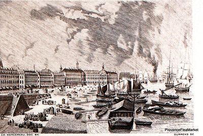 Philatelie Hat Bordeaux Frankreich Philatelistische Dokument Offiziell 1984 Warm Und Winddicht Europa
