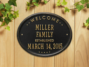 Welcome-Oval-034-Family-034-Established-Personalzied-Plaque