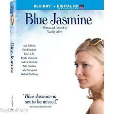 Blue Jasmine (Blu-ray Disc, 2014, Includes Digital Copy; UltraViolet)