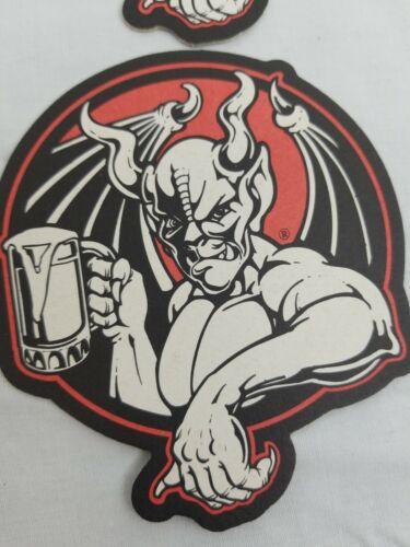 Lot of 10 Arrogant Bastard Your/'e Not Worthy Gargoyle Die-Cut Beer Coasters