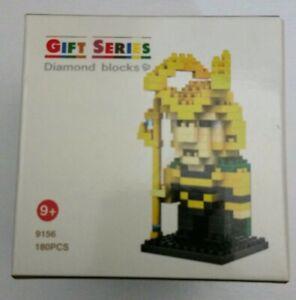 Loz Micro Building Blocks Gift Series Diamond Blocks Scorpion 80 PC Set New