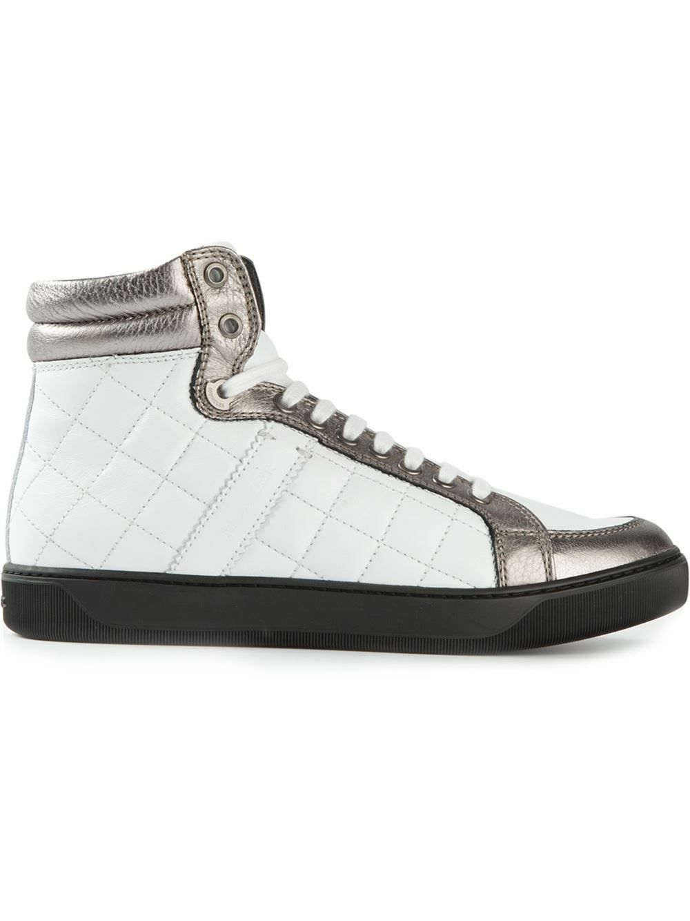 NW MONCLER boots sneakers quilted hi top New Bordeaux Trainers w  code.moncler