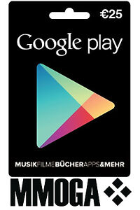 25-Google-Play-Store-Card-Geschenkkarten-25-Euro-Gutschein-Key-Guthaben-Code
