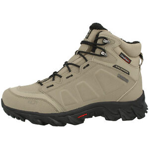 salomon elbrus wp men herren winter boots stiefel outdoor schnee navajo 378325 ebay. Black Bedroom Furniture Sets. Home Design Ideas