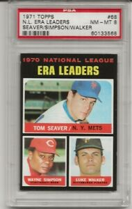 1971-TOPPS-68-NL-ERA-LDRS-PSA-8-NM-MT-TOM-SEAVER-HOF-NEW-YORK-METS-L-K