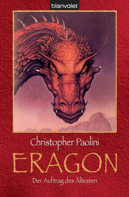 Paolini, C: Eragon 2 Auftrag von Christopher Paolini (2007, Taschenbuch)