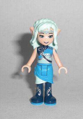 - Figur Minifig Elfe Elfen Elb 41078 Naida Riverheart mit Umhang LEGO Elves