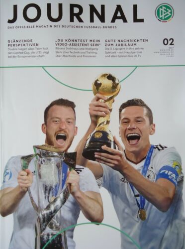 02//2017 Programm Magazin DFB Journal Nr