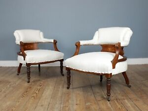 Pair-of-Edwardian-Parlour-Chairs