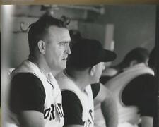 DANNY MURTAUGH  PITTSBURGH PIRATES 1960 WORLD SERIES 8 X 10  ORIGINAL PHOTO 1