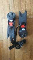 Baby Jogger car seat adapter for Cybex and Maxi Cosi