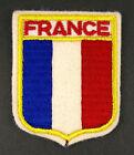 ECUSSON VILLE - REGION BLASON BRODE EMBROIDERED PATCH DRAPEAU FRANCE