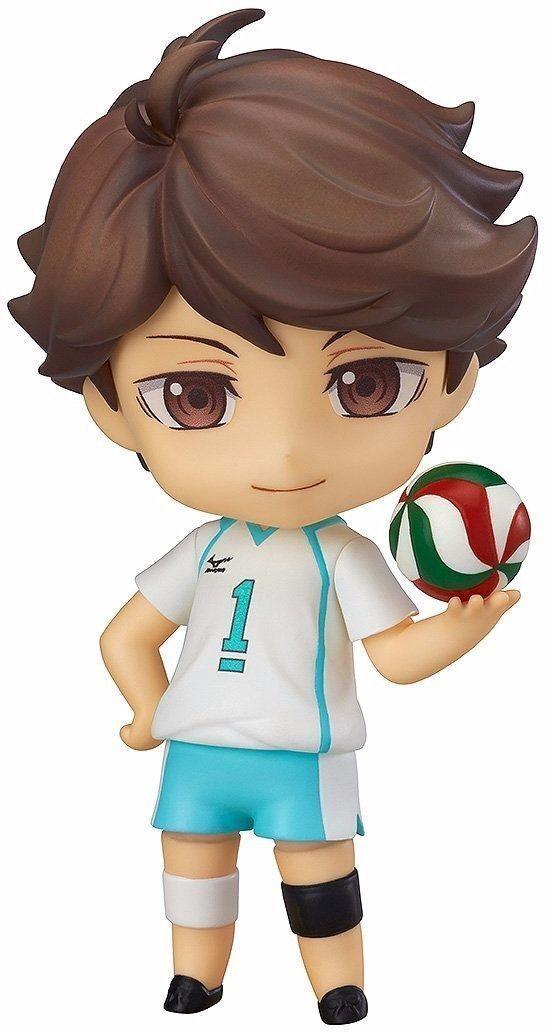 Nendorid 563 Haikyu Deuxième Saison Toru Oikawa Figurine Neuve  de Japon  vente chaude en ligne