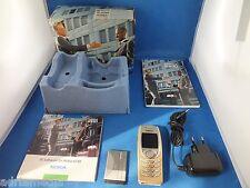 Nokia 6100 wie NEU mit Original Verpackung Gold Silber GENERALÜBERHOLT Original