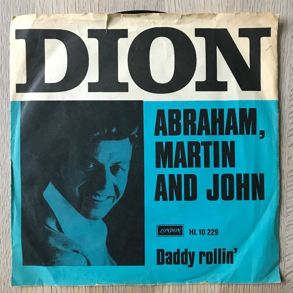 Single, Dion, Abraham