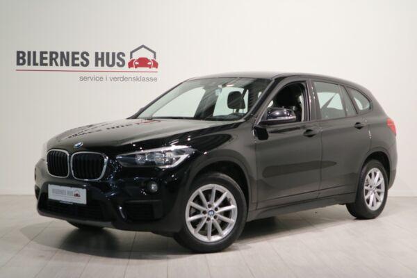 BMW X1 2,0 sDrive18d billede 0