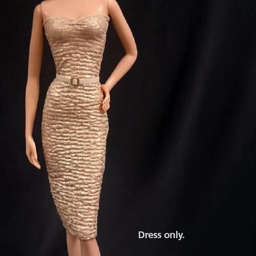 Handmade~Doll dress for 12