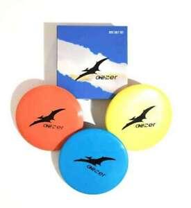 Disc Golf Set AZZER Frisbee Flying Strandsport B WARE !!!