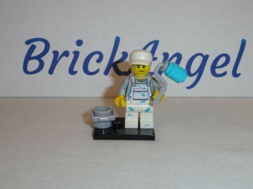 NEW LEGO Collectible Mini Figures 71001 Painter Decorator Series 10 2013