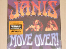 """Janis Joplin-MOVE OVER! 4x7"""" Box-Set, Limited Edition, Numbered NUOVO"""