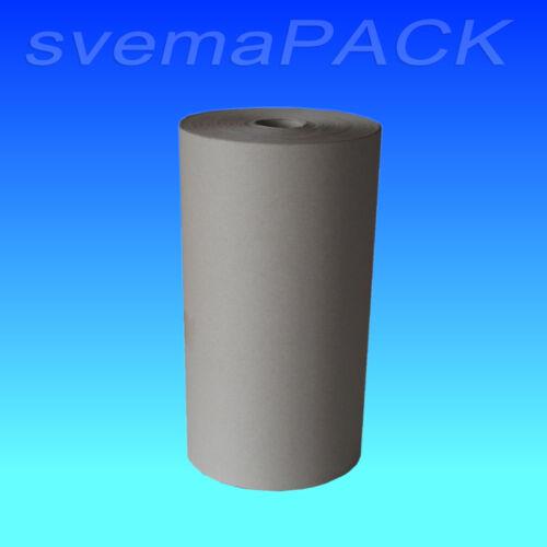 1  x 10kg Rolle Packpapier Knüllpapier Secare Rollen 50cm x 200lfm 100g//m²  OVP