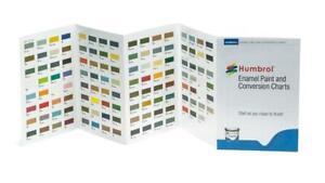 Humbrol-P1158-Enamel-Paint-and-Conversion-Charts