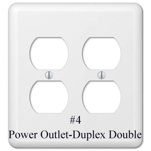 Frozen Elsa Anna Light Switch Power Duplex Outlet wall Cover Plate Home decor
