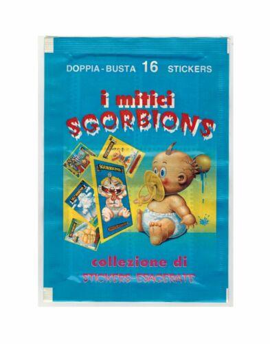 Mitici Sgorbions Bustina Figurine Garbage Pail Kids GPK
