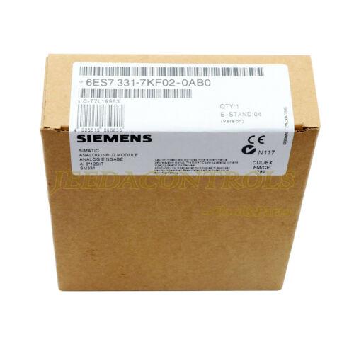 1PC SIEMENS NEW 6ES7331-7KF02-0AB0 6ES7 331-7KF02-0AB0 PLC #RS01