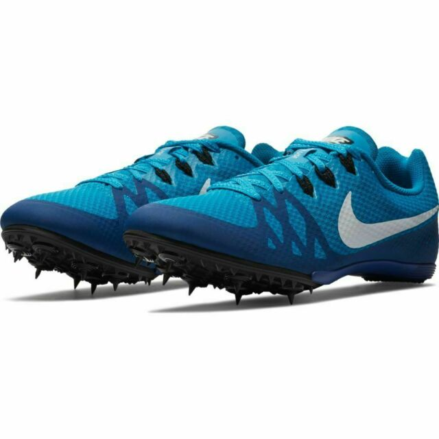 Nike Zoom Rival M8 Size 11 Track Field Sprint Spikes Shoes 806555