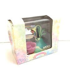 1996 Rare Sylvanian Families JP F-06 Misty Forrest Flower Garden Shower in Box