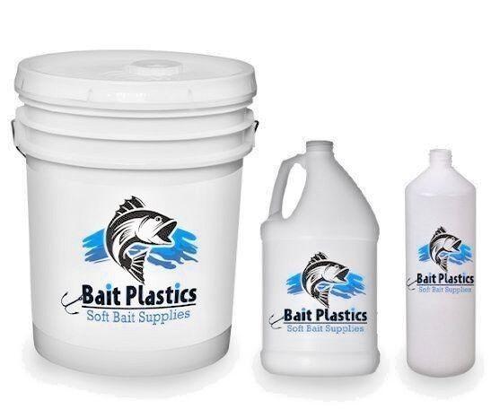 5 litre soft Fishing lure Plastisol for making all soft plastics baits.