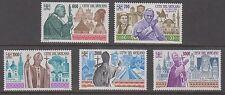 Vatican Stamps 1994 Travels of Pope John Paul II Complete set , Mint NH