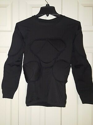 Padded Compression Shirt CPS14 Youth /& Adult Sizes All Sports By EliteTek