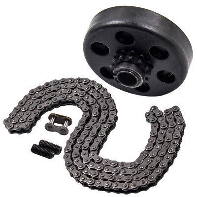 "For Predator 212cc 6.5HP Centrifugal Clutch 3//4/"" Bore 12 Tooth #35 Chain  Link"