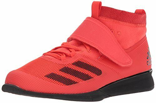 Adidas Men's Crazy Power Rk Cross Trainer, hi-res red Black Scarlet, 5.5 M US