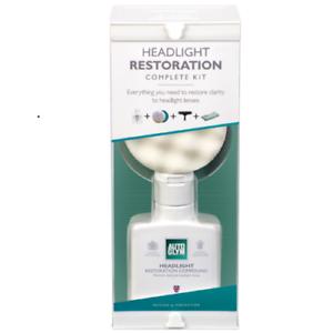 AutoGlym-Headlight-Restauration-Kit-Professional-Scheinwerfer-Komplett-Reiniger-Set