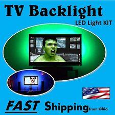 Behind the Living Room TV Set Light - - TV LED backlight - - universal fit