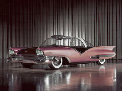 """1956 Ford Mystere Concept Car 11 x 14""""  Photo Print"""
