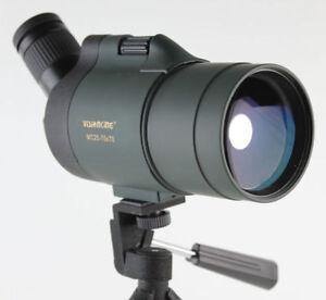 Visionking-25-75x70-Waterproof-Spotting-Scope-Hunting-Birdwatching-High-Power