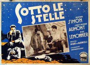 Belle-etoile-MICHEL-SIMON-1938-OPTIONAL-SET-FOTOBUSTA