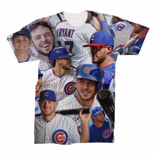 Kris Bryant Collage T-Shirt