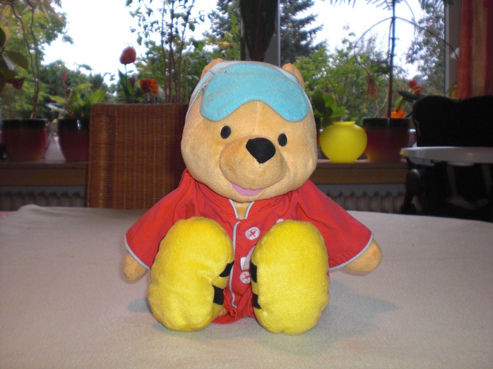 Winnie the Pooh - Sing And Snore Pooh Pooh Pooh - spricht englisch - Rarität Fisher-Price 11ce08