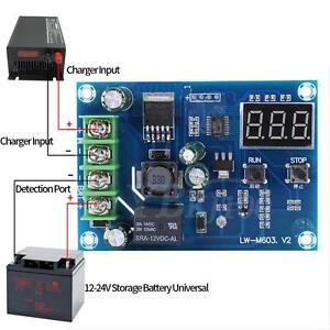 12V-24V-XH-M603-Storage-Lithium-Battery-Charging-Protection-Board-Switch-Module
