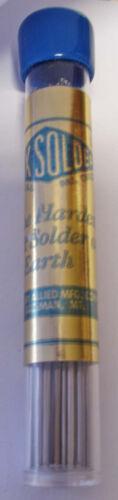 """New Tix Solder SD-03-1 20 Sticks /""""Hardest soft solder on earth/""""! 9 grams"""